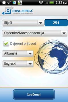 Ciklopea apk screenshot