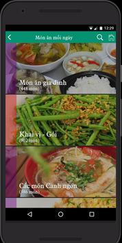 365 món ăn ngon mỗi ngày apk screenshot