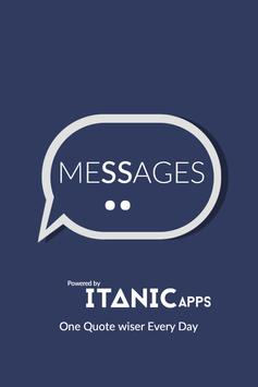 Messages Text Images poster