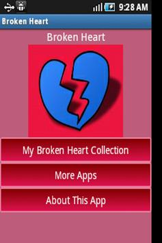 My Broken Heart Collection poster