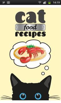 Cat Food Recipes poster