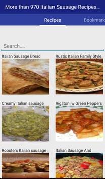 Italian Sausage Recipes poster