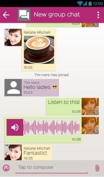 iTalkGenX apk screenshot
