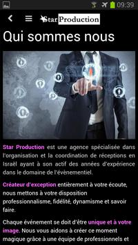 Star Production apk screenshot