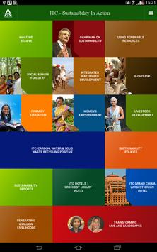 ITC Sustainability apk screenshot