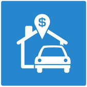 The Driving For Dollars App icon