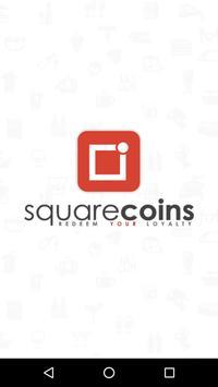 Squarecoins poster