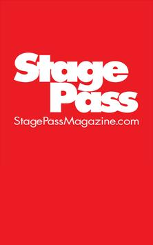 StagePass poster