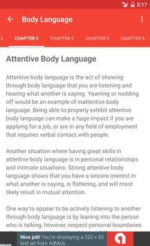 Body Language apk screenshot