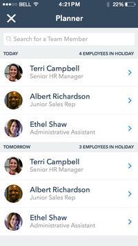 People HR apk screenshot
