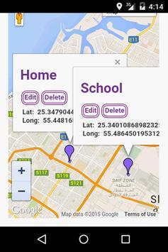 Child Tracker apk screenshot