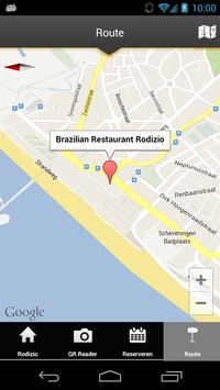 Brazilian Restaurant Rodizio apk screenshot