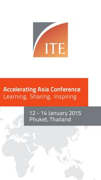 Accelerating Asia Conference poster
