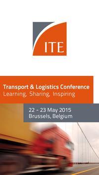ITE Transport & Logistics 2015 poster