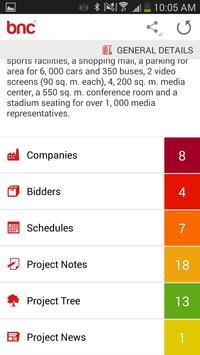 BNC LINX - Live Project News apk screenshot