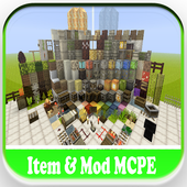 Item & Mod MCPE icon