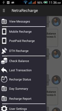 Netra Recharge apk screenshot