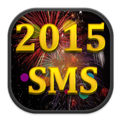 New Year SMS 2016 icon