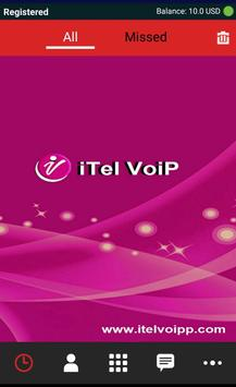 iTel Voip apk screenshot