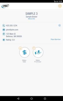 ITEX Mobile apk screenshot