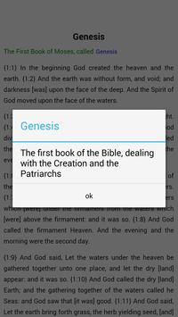 THE HOLY BIBLE KING JAMES apk screenshot