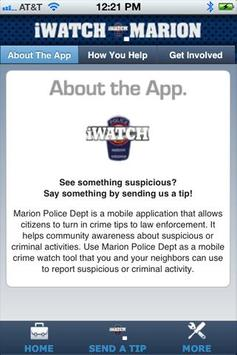 iWatch Marion apk screenshot