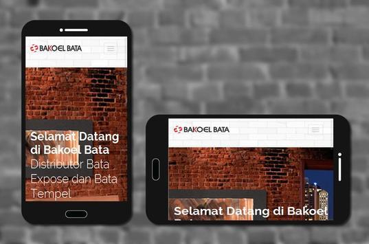 Katalog Bata Expose poster