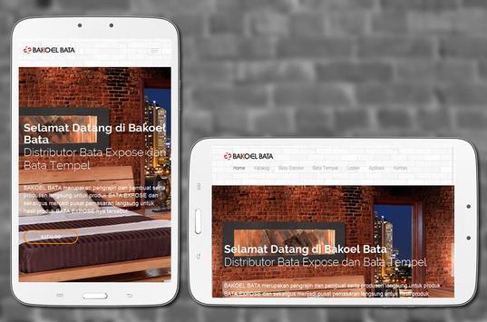 Katalog Bata Expose apk screenshot