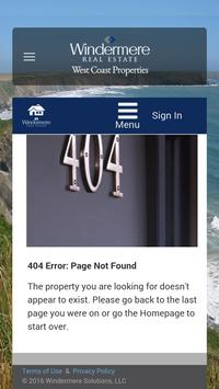 Windermere West Coast apk screenshot