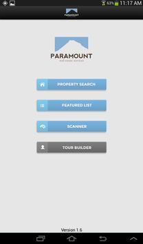 Paramount Real Estate apk screenshot