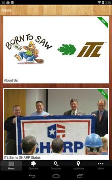 ITL Lumber poster