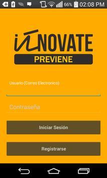 Itnovate Previene poster