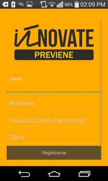 Itnovate Previene apk screenshot