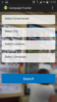 Campaign Tracker apk screenshot