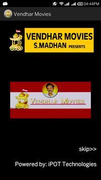 Vendhar Movies poster