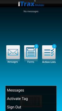 iTrax Mobile apk screenshot