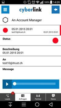 Cyberlink apk screenshot