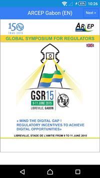 ARCEP Gabon (EN) poster