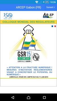 ARCEP Gabon (FR) poster