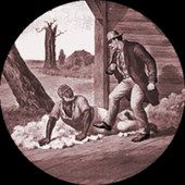 History of Slavery in America icon