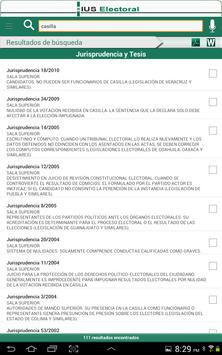 IUS Electoral apk screenshot