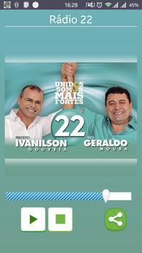 Rádio 22 poster