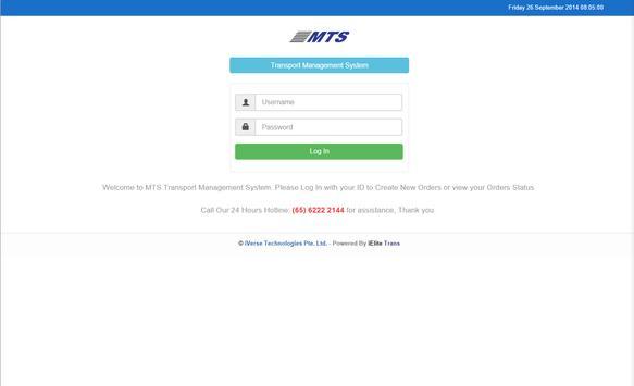 MTS Customer apk screenshot