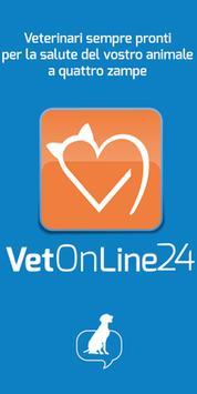 VetOnline24 poster