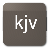 kjv bible : with notes icon