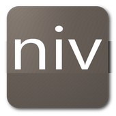 NIV Bible: with notes icon