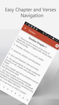 NIV Bible: with notes apk screenshot