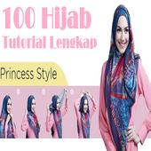 100 Hiijab Tutorial Lengkap icon