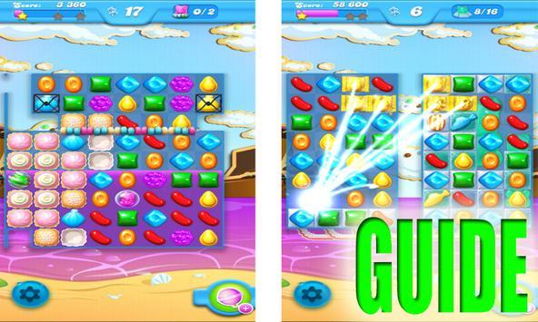 Guide For:Candy Crush Saga apk screenshot