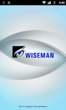 Wiseman Digital Surveillance poster